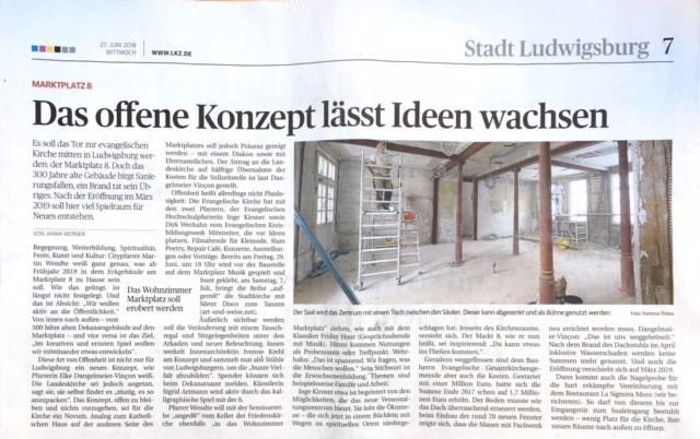 Freude U2026 Es Geht Voran Im Herzen Von Ludwigsburg.